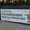 Promenadenkonzert Innsbruck 2009