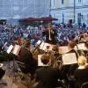 Brass Band Oberschwaben-Allgäu auf der Bühne