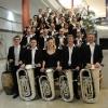 Brass Band Oberschwaben-Allgäu in der Mercatorhalle
