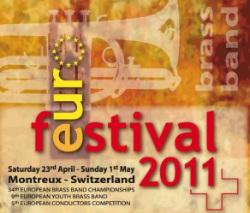 Europäische Brass Band Meisterschaft 2011 Montreux