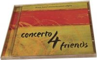 CD concerto4friends