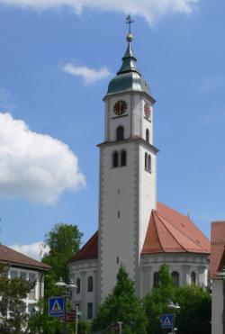 St. Verena, Bad Wurzach